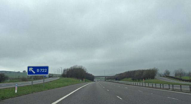 Junction 20 A74(M)