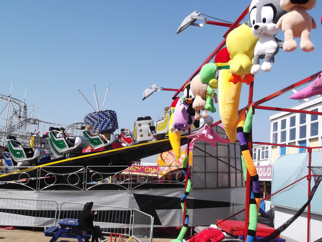 Prizes, Clarence Pier, Southsea