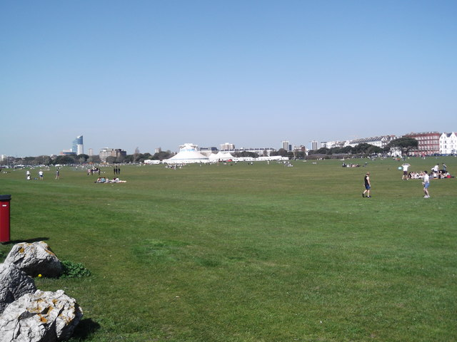 Southsea Common, Portsmouth