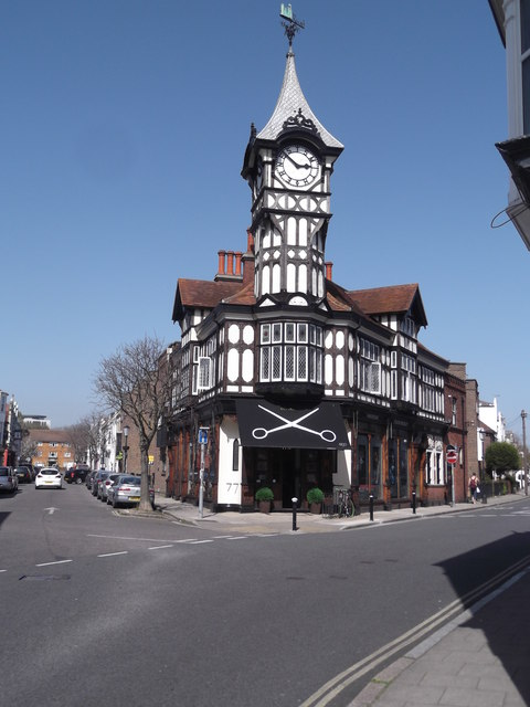 Clock Tower, Castle Road, Portsmouth