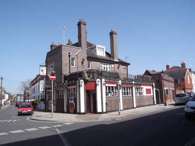 The Barley Mow, Church Road, Portsmouth
