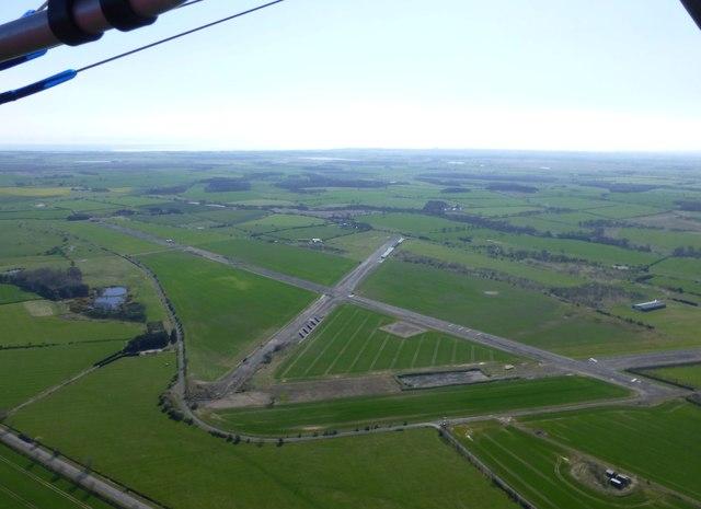 Eshott Airfield 169 Russel Wills Geograph Britain And Ireland