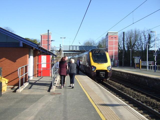 Alnmouth Railway Station