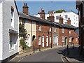 TQ1649 : Church Street, Dorking : Week 16