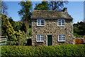 SE4529 : Rose Cottage on Park Lane, Ledsham : Week 16