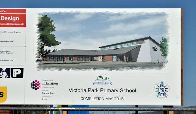 New Victoria Park Primary School, Belfast - April 2015(3)