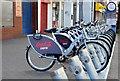 J3373 : Belfast Bikes, Botanic Avenue (April 2015) by Albert Bridge