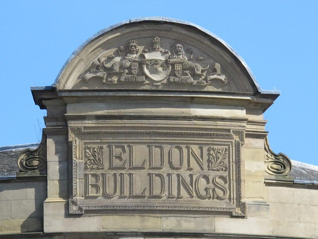 Eldon Buildings, Blackett Street
