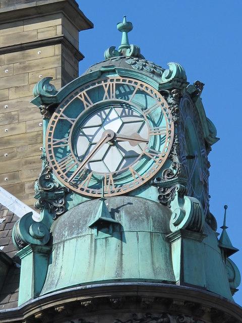 Clock, Emerson Chambers