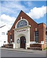 TL4657 : Salvation Army Citadel, Tenison Road, Cambridge by Julian Osley