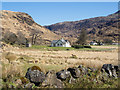 NM6125 : Cottages at Lochbuie by Trevor Littlewood