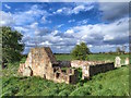 NZ3809 : Ruin, St Johns Church, High Worsall by Mick Garratt