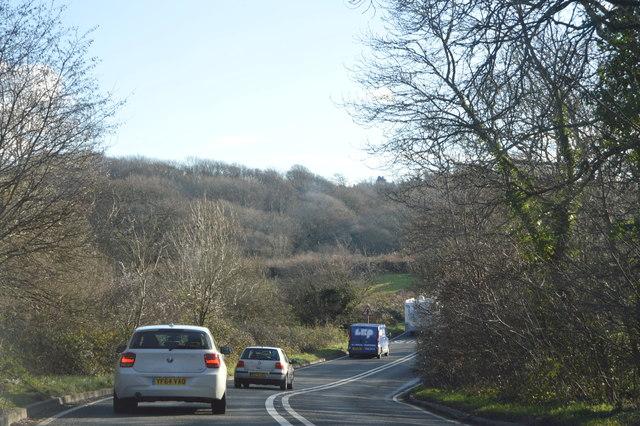 A351 road