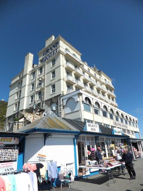 Grand Hotel Llandudno Telephone Number
