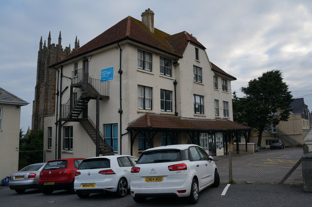 Newquay's Young People's Centre on Mount Wise