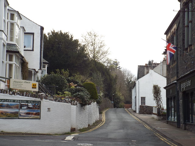 Borrowdale Road, Keswick