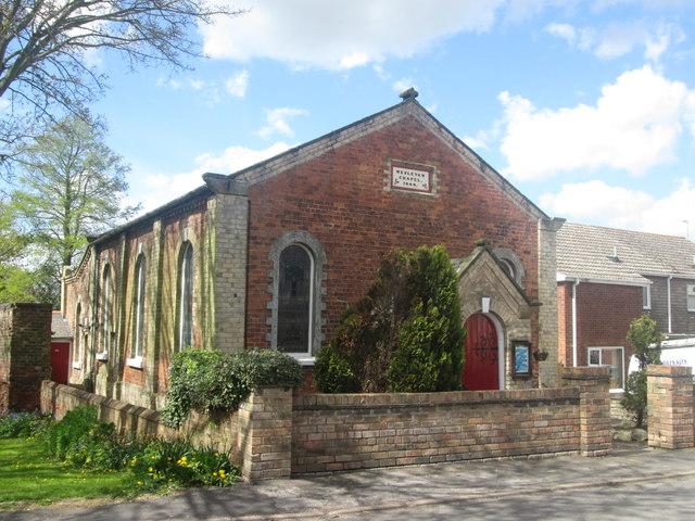 Wesleyan Chapel, Althorpe
