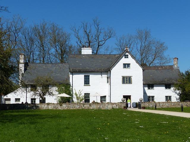 Llanyrafon Manor Rural Heritage Centre, Cwmbran (1)