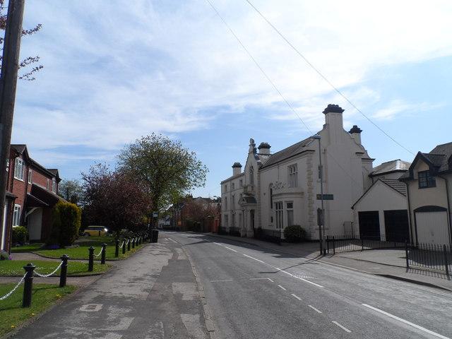 Station Road, Barton Under Needwood