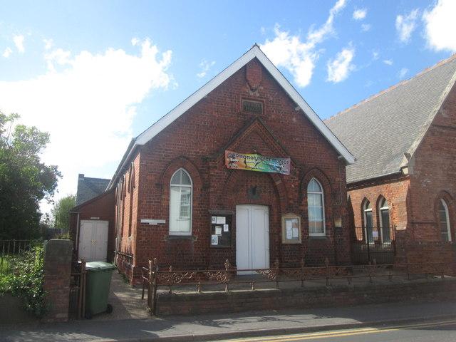 Public Hall, Belton