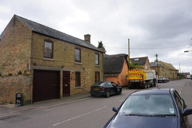 Main Street, Little Downham