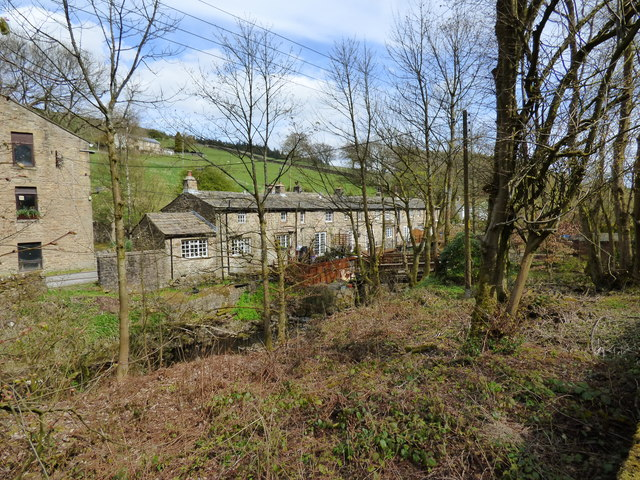 Barley:  Narrowgate Cottages