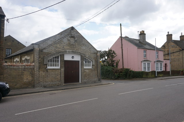 Baptist Sunday School, Little Downham