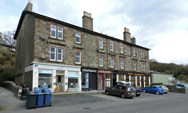 Rosneath Road, Kilcreggan