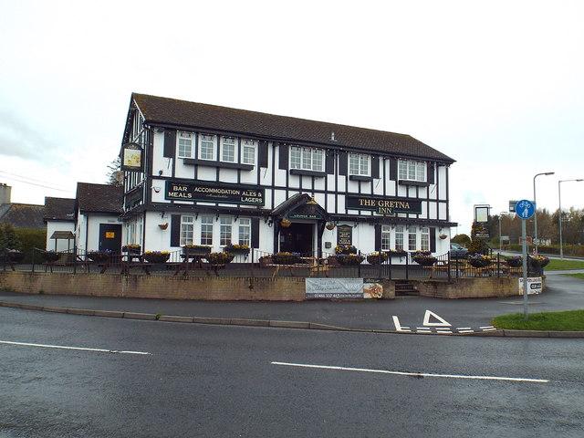 The Gretna Inn, Gretna