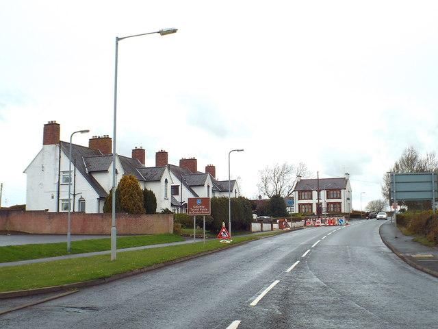 Glasgow Road, Gretna