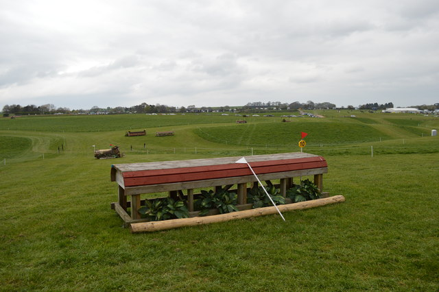 Kelsall Hill Horse Trials: cross-country fence 10 (Novice)