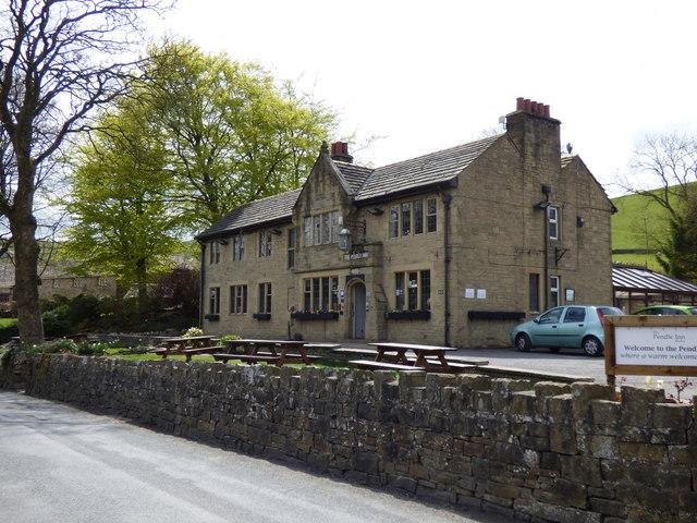 Barley:  The 'Pendle Inn'