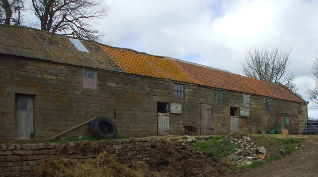 Stone Built Stables at Hill House Farm