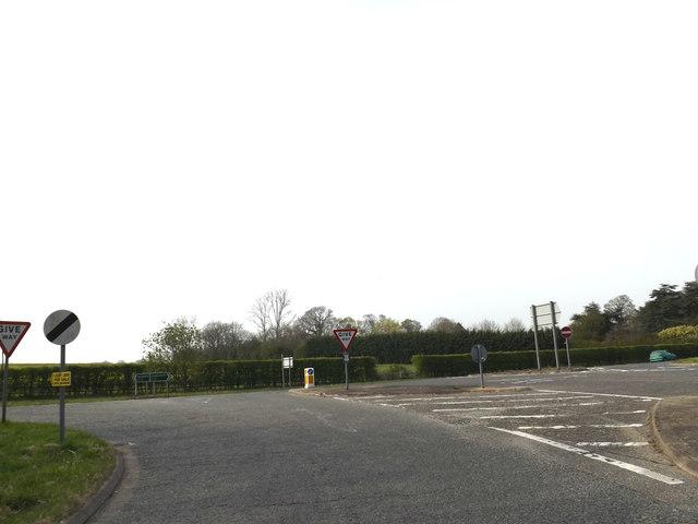 B1121 Main Road, Dorleys Corner