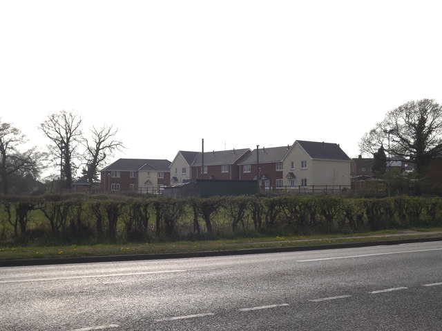 Houses on Cherry Close