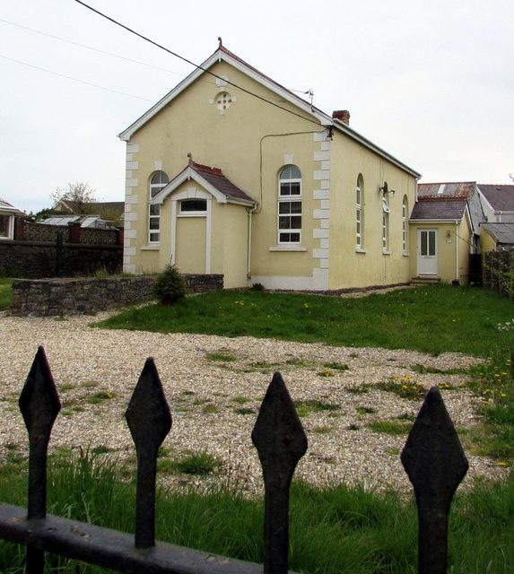 Former Elim Chapel, Llandybie Road, Ammanford
