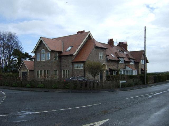 Houses Barmoor Lane End