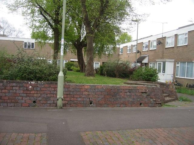 Housing off Aldwick Close