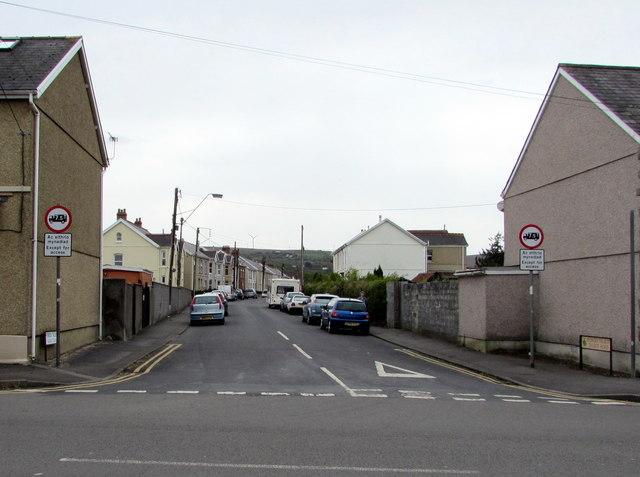Talbot Road, Ammanford