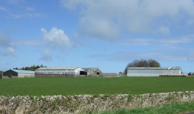 Farm buildings, Sionside