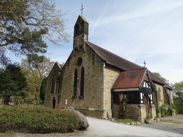 St Martin's Church, Marple