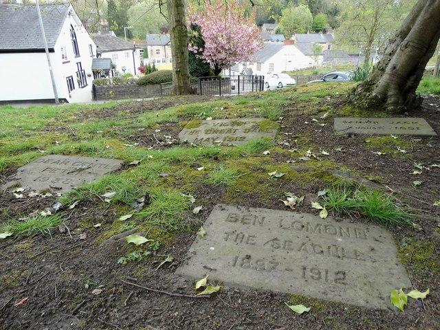 Grave of Ben Lomond The Seagull