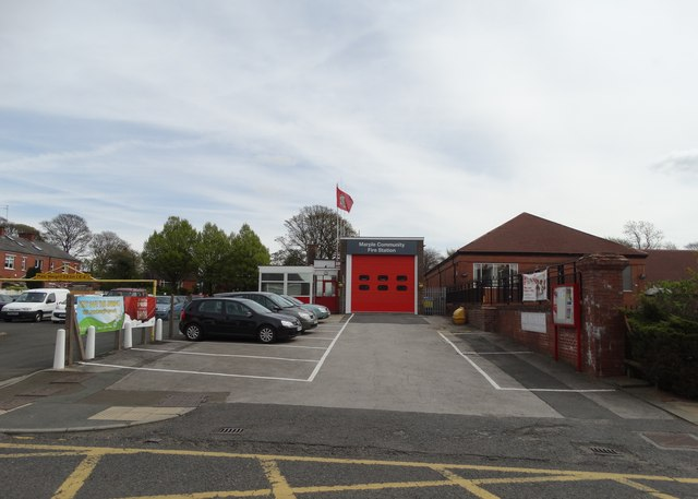 Marple Fire Station