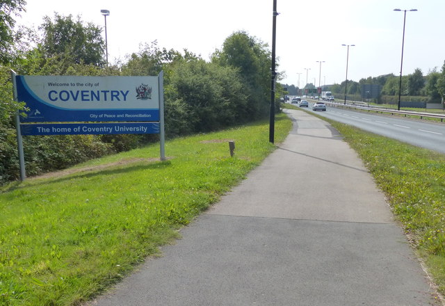 Welcome to the city of Coventry
