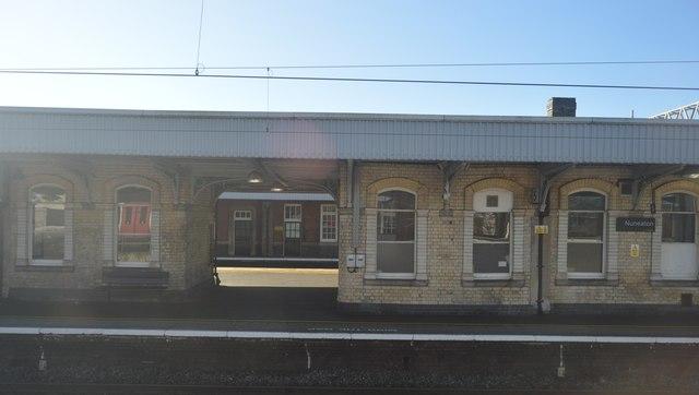 Nuneaton Station