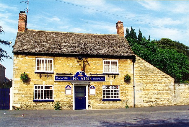 The Vine at Market Deeping, near Bourne, Lincolnshire