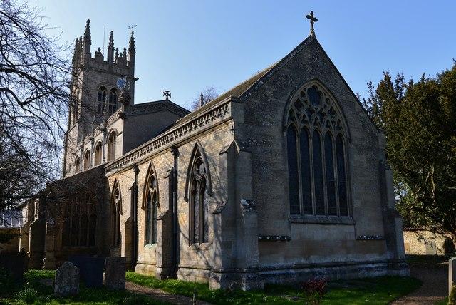 Fulbeck:  St Nicholas Church