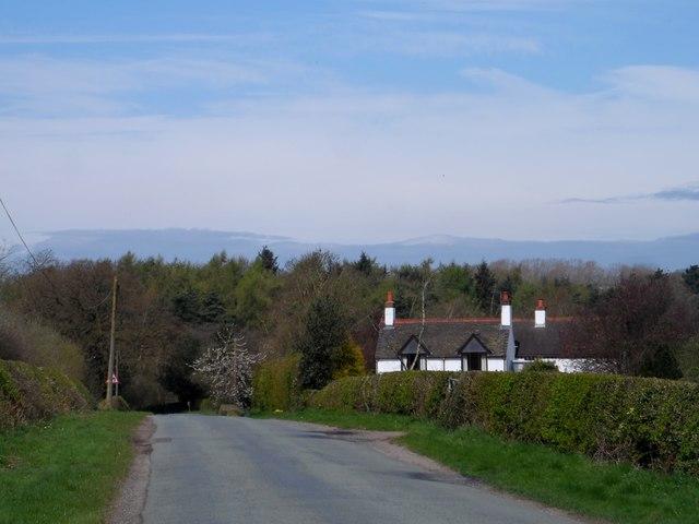 Near Blackbrook Farm