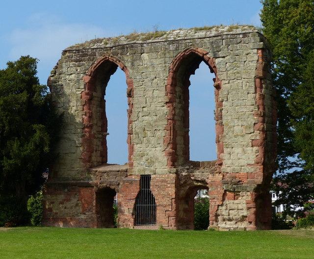 Caludon Castle in Coventry