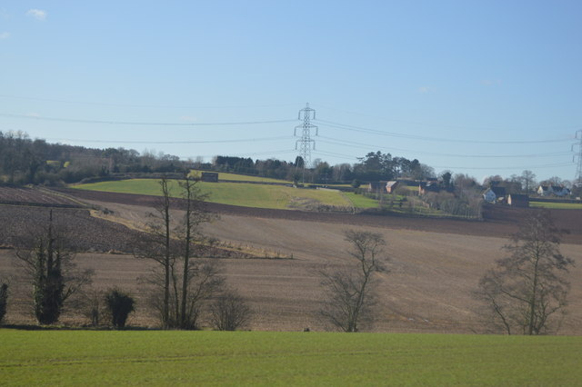 Dandy's Farm and pylon